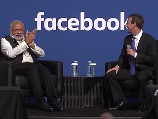 Dream of Making India a $20-Trillion Economy, PM Modi Says at Facebook Q&A