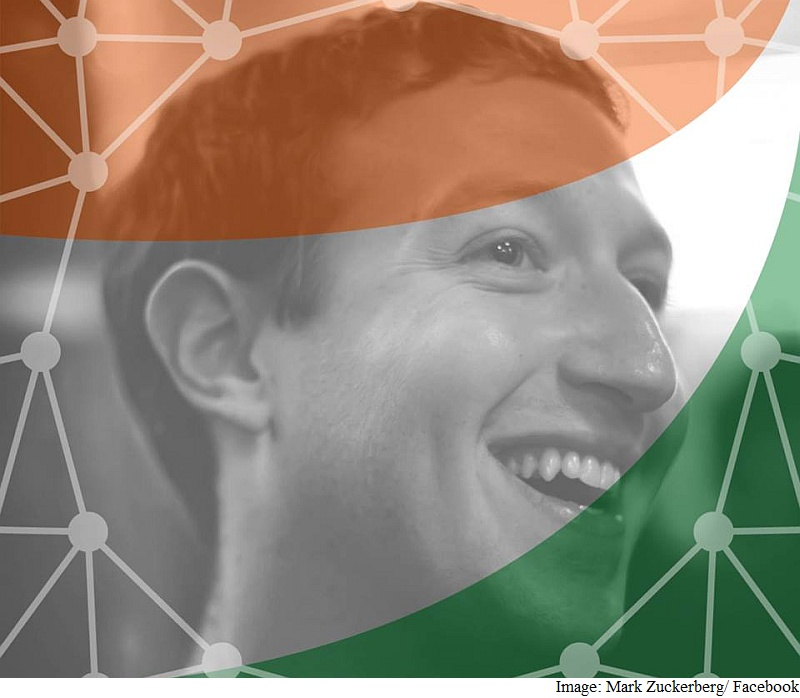 Facebook CEO Zuckerberg Supports Digital India Ahead of Q&A With PM Modi