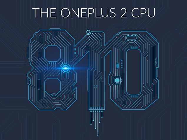 OnePlus 2 Confirmed to Sport Snapdragon 810 v2.1 That's 'Cooler Than Ever'