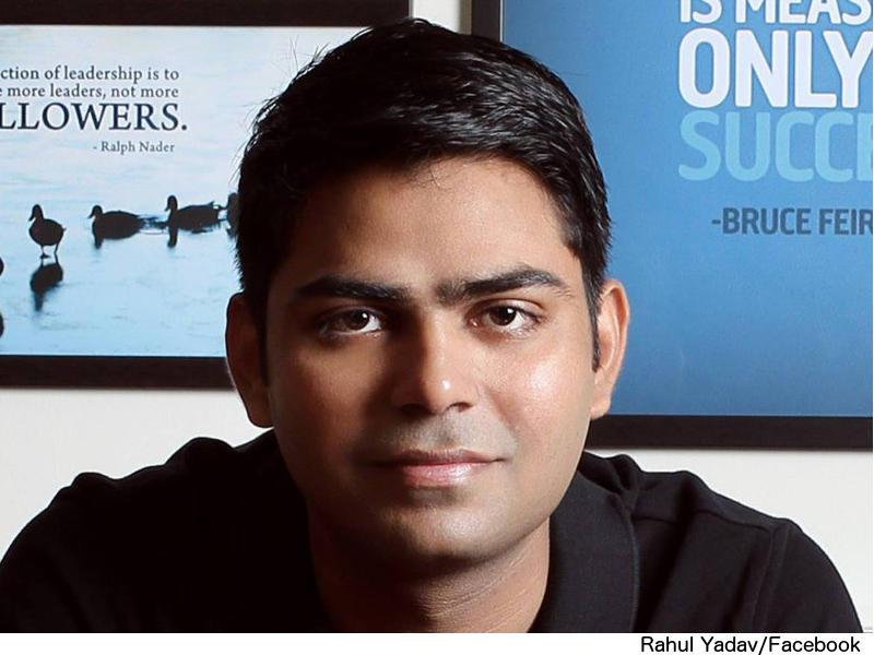 Rahul Yadav Reportedly Launching a Data Analytics Company