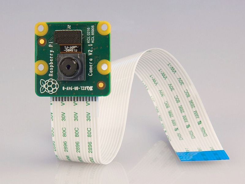 Raspberry Pi Gets 8-Megapixel Sony Camera Modules, Including Infrared