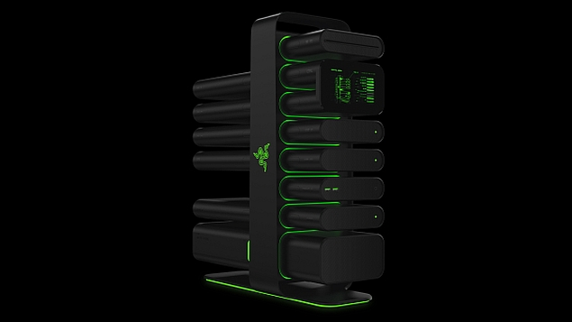 Razer introduces Project Christine, its first modular PC concept design