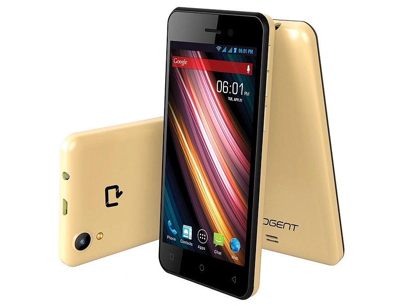 Reach Cogent Smartphone With 4-Inch Display Launched at Rs. 2,999