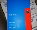 Red variant of Google Nexus 5 purported spotted in leaked images