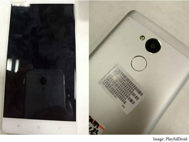 Xiaomi Redmi 4 Leaked in Images; Launch Expected Mid-September
