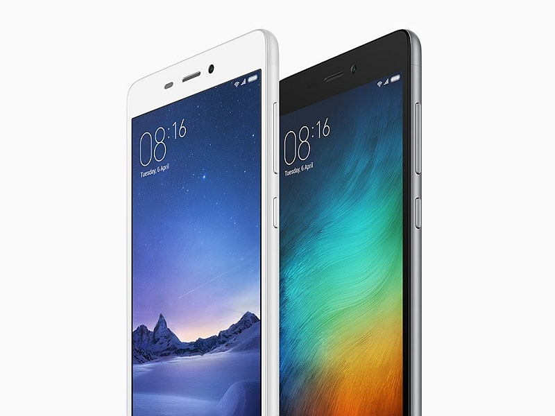 Xiaomi Redmi 3S, Redmi 3S Prime to Go on Sale on August 17