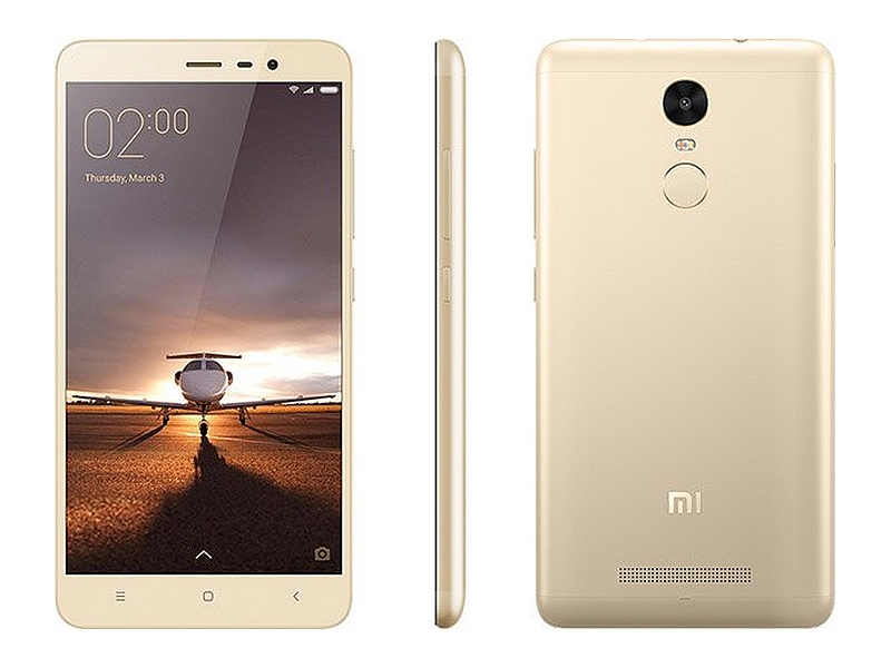 Xiaomi Redmi Note 3 With Snapdragon 650 SoC Launched in India