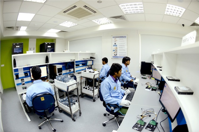 ReStor opens ISO-9001:2008 certified hard disk and SSD repair facility in Gurgaon