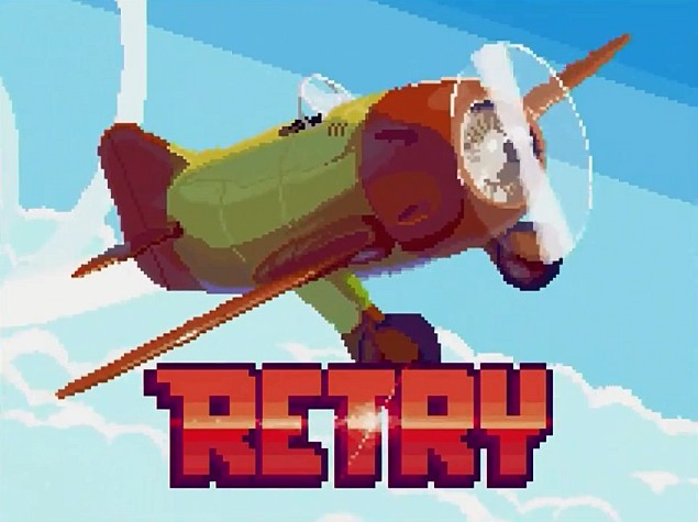 Rovio Soft-Launches Flappy Bird-Inspired 'Retry' Game