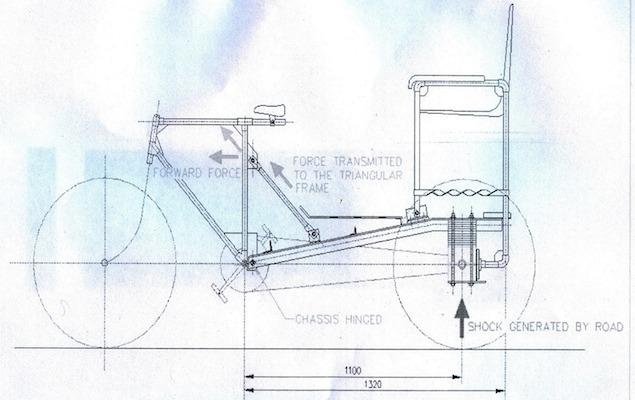 Kolkata Engineer Designs Wonder Rickshaw Technology News