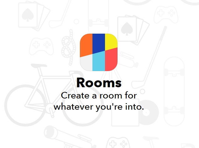 Facebook Unveils Rooms App for Pseudonymous Discussions