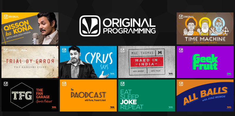 Saavn Launches Original Programming Series, Announces Artist-in-Residence Program