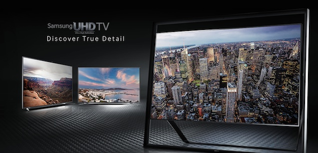 Samsung F9000 55-inch and 65-inch Ultra HD 4K TVs launched in India