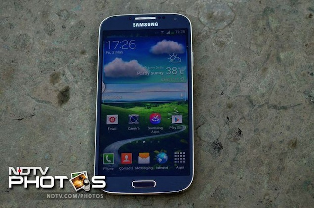 Samsung Galaxy S4 review | NDTV Gadgets360 com