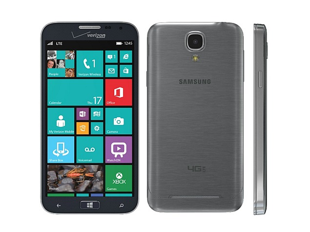 Samsung Ativ SE with Windows Phone 8 launched by Verizon ...