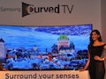 Samsung Launches Range of Full-HD and 4K UHD Curved LED TVs in India
