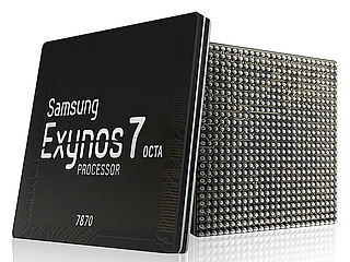 Samsung Launches Exynos 7 Octa 7870 SoC for Mobile Devices