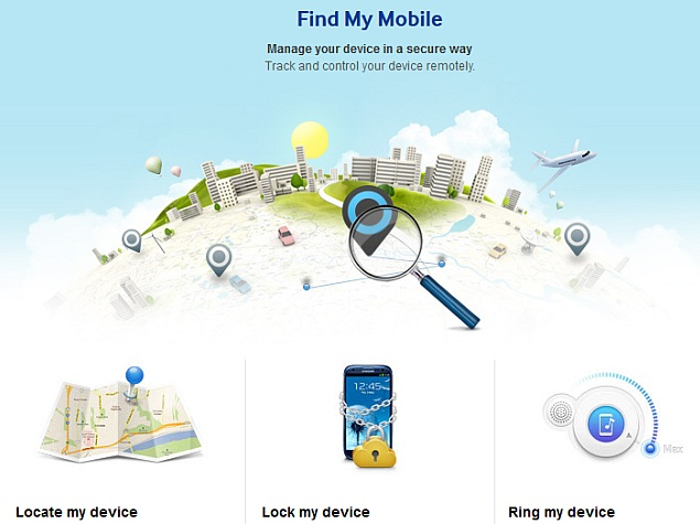 Samsung Says 'Find My Mobile' Vulnerability Was Fixed Last Month