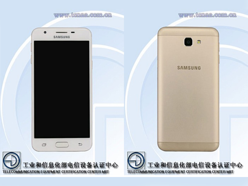 Samsung Galaxy On5 (2016), Galaxy On7 (2016) Images, Specifications Spotted on Certification Site