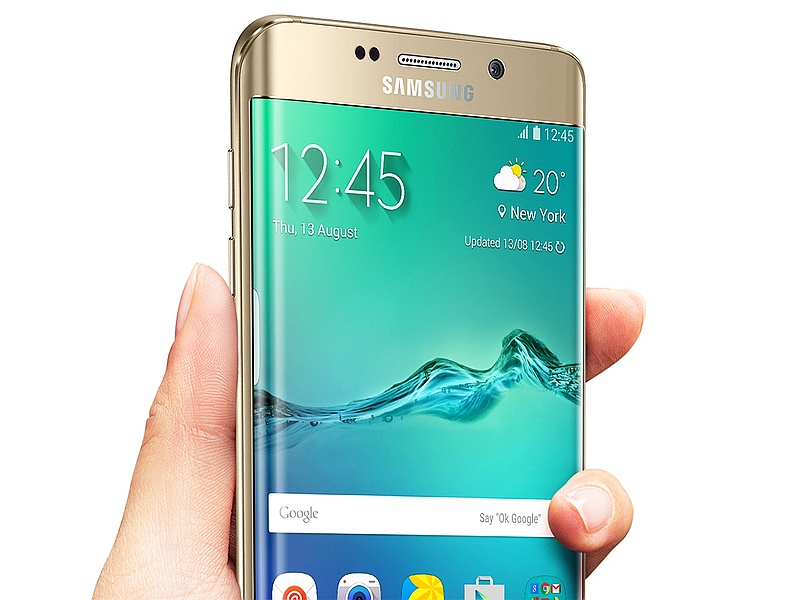 Samsung Galaxy S6 Edge+ Starts Receiving Android 6.0.1 Marshmallow Update