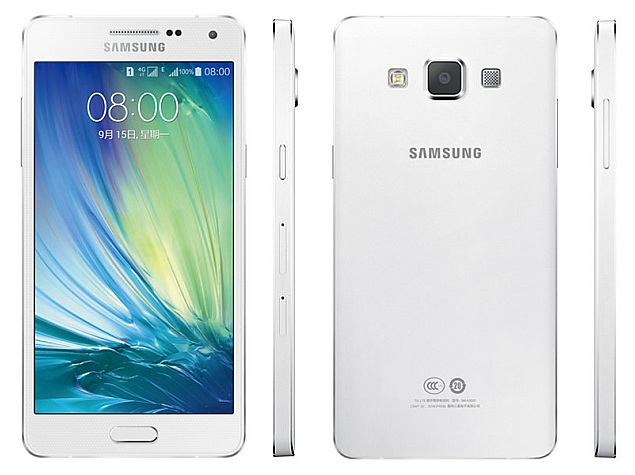 Samsung Galaxy A3, Galaxy A5 Metal-Clad Smartphones Launched in India