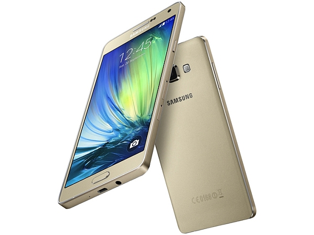 Samsung Galaxy A7 With 5.5-Inch Display, 64-Bit Octa-Core SoC Launched at Rs. 30,499