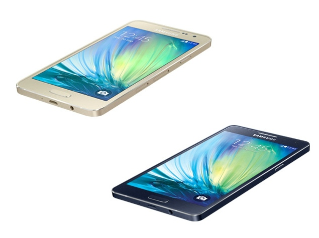 Samsung Galaxy A3, Galaxy A5 Metal-Clad Phones Now Available in India