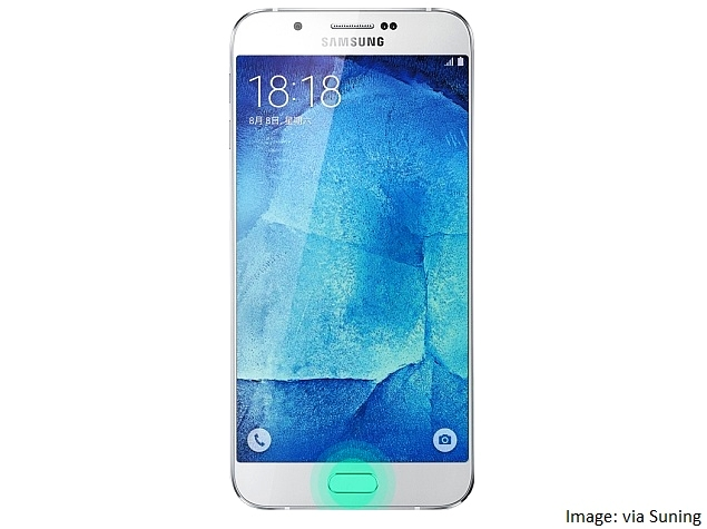 samsung galaxy a8 price and specification in india