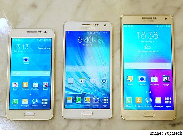 Samsung Galaxy A7 With Octa-Core SoC Finally Launched: Report