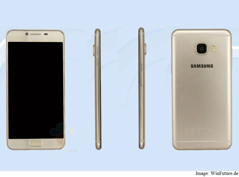 Samsung Galaxy C5 Press Renders Leaked Ahead of Thursday Launch