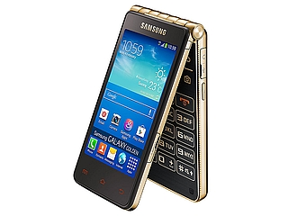 Samsung Galaxy Golden 3 Android Flip Phone Specs Leak on Certification Site