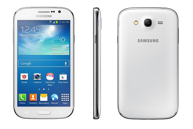Samsung Galaxy Grand Neo with Android 4.2 available online at Rs. 18,299