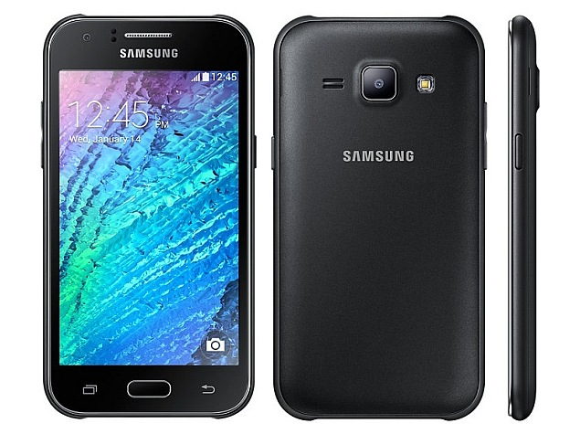 Samsung Galaxy J1 With 4.3-Inch Display Listed on Company Site