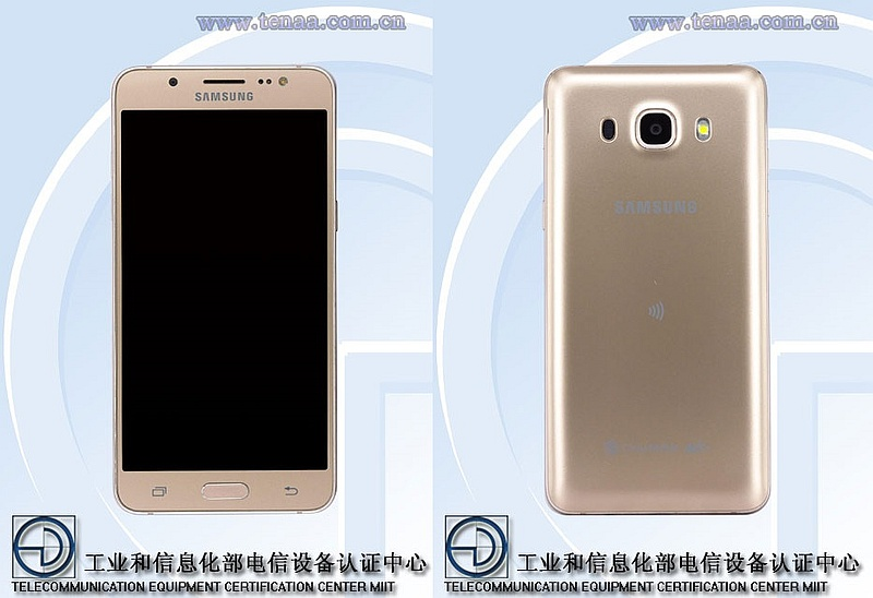 2016 Samsung Galaxy J7, Galaxy J5 Pass Certification Site; Design, Specs Tipped