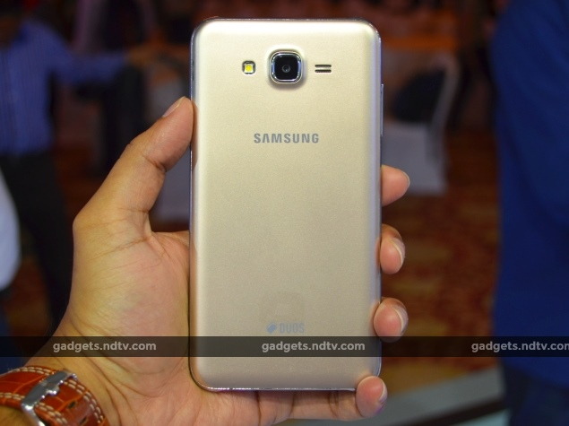 samsung galaxy j5 and galaxy j7 first impressions ndtv