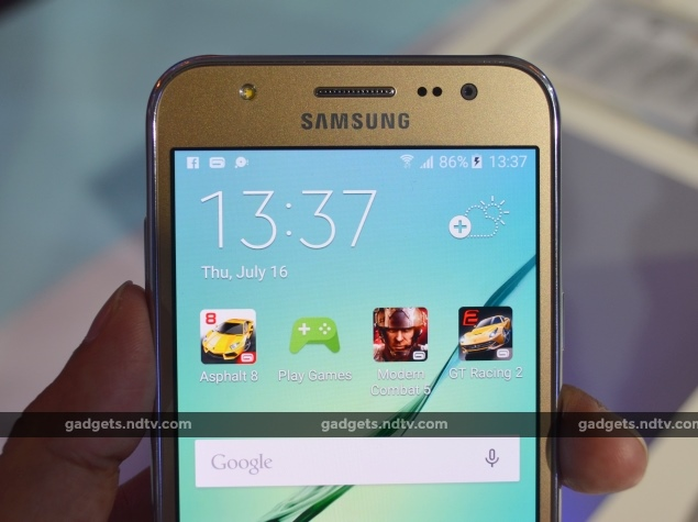 Samsung Galaxy J7 Review By Ndtv