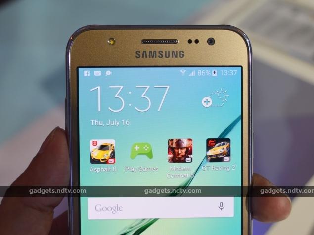 Samsung Galaxy J5 and Galaxy J7: First Impressions