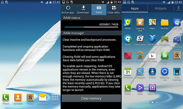 Samsung Galaxy Note II reportedly receiving Android 4.4.2 KitKat update