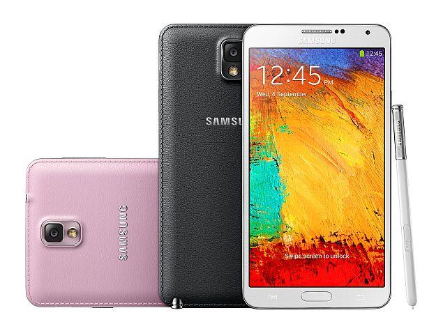 Samsung Galaxy Note 3 Receiving Firmware Update With Knox 2 0 and