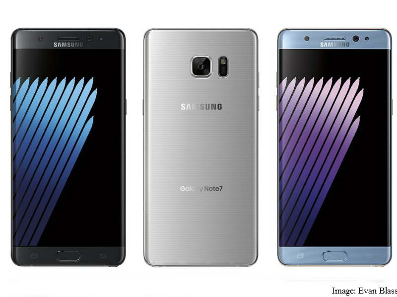 Samsung Galaxy Note 7 Fresh Leak Hints 6-Inch Display, Blue Coral Colour Variant