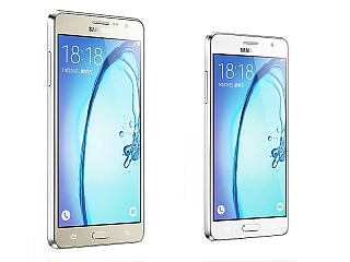 Samsung Galaxy On5, Galaxy On7 With 4G LTE Support Launched in India