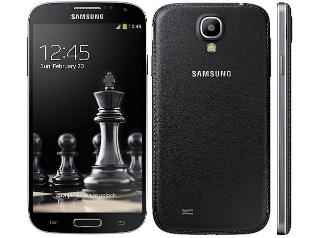 Samsung Galaxy S4, Galaxy S4 mini 'Black Editions' pop up on Russian site
