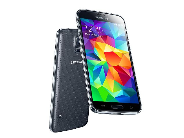 Samsung Galaxy S5 4G With Snapdragon 801 Launched at Rs ...