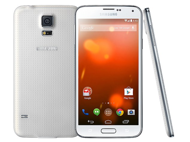 Samsung Galaxy S5 Google Play edition briefly teased by Google
