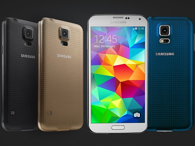 Samsung Galaxy S5 Plus With Snapdragon 805 Listed on Company Site
