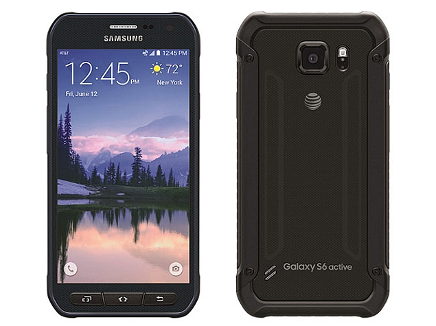 Samsung Galaxy S6 Active With 5.1-Inch QHD Display, IP68 Rating Launched