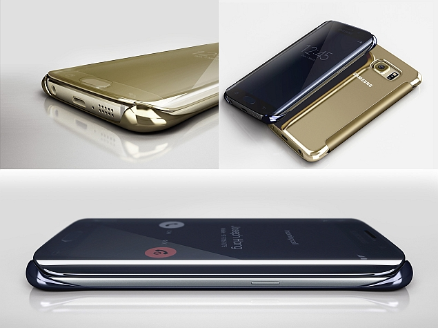 online store efa26 6e028 Samsung Acknowledges Galaxy S6 Clear View Cover Is Causing Scratches ...