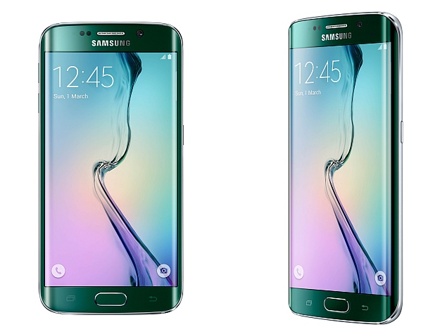 Samsung Galaxy S6 Edge Green Emerald Colour Variant Launched in India