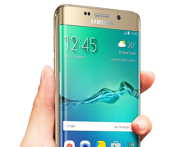 Samsung Galaxy S6 Edge+ Ties With Sony Xperia Z5 for Best ...
