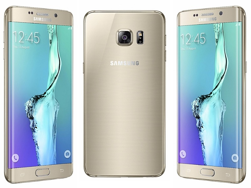 Samsung Galaxy S6 Edge+ With 5.7-Inch QHD Display Launched at Rs. 57,900